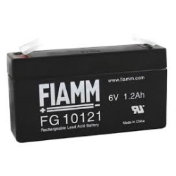 BATTERIE 6V  1,2 Ah FIAM FG10121