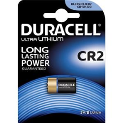 BATTERIE DURACELL CR2 PHOTO 3V LITHIUM