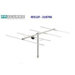 ANTENNA TV FRACARRO 4E512_F VHF III BAND