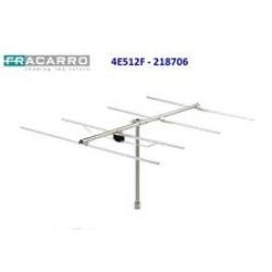 ANTENNA TV FRACARRO 4E512_F VHF III BAND