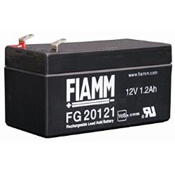 BATTERIE 12V 1,2AH FIAMM FG20121