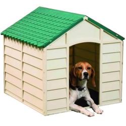 CUCCIA MOPLEN DOG-KENNEL PP cm.72X71X68H