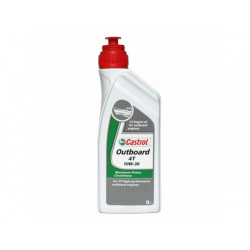 OLIO CASTROL OUTBOARD 4T 10W30 LT. 1