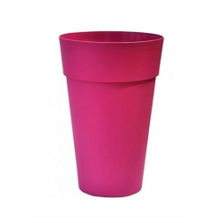 VASO ALTO HOUSTON CONICO 35 MAGENTA