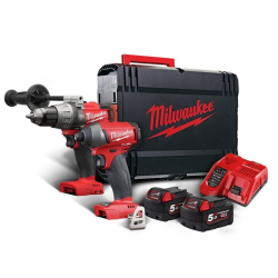KIT MILWAUKEE M18FPP2A2-502X FUEL