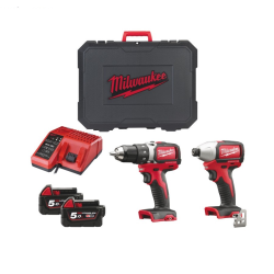 KIT MILWAUKEE 18V M18 BLPP2B-502C