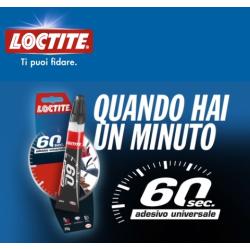 COLLA LOCTITE 60 SEC. 20gr