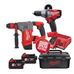 KIT MILWAUKEE 18V M18FPP2AC-503X FUEL