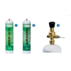 GAS ARGON/CO2 MONOUSO CEMONT 930ml