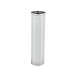 TUBI STUFA INOX LINEARE D.100 L.1000mm