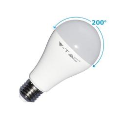 LAMPADE LED GOCCIA E27 17W L/CALDA VTAC