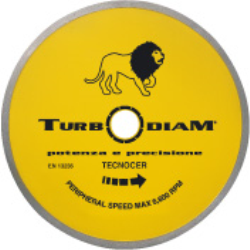 DISCO DIAMANTATO D.230 TURBODIAM TECNOCE