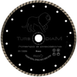 DISCO DIAMANTATO D.230 TURBODIAM TECNOBR