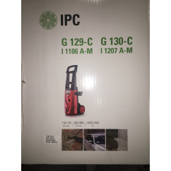 IDROPULITRICE IPC G130-C 120 BAR