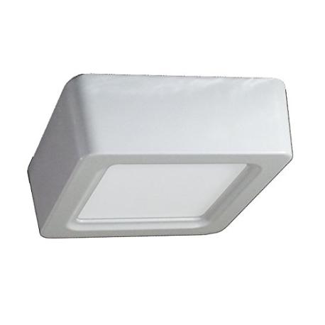 PANNELLO LED ESTERNO 8W L/BIANCA mm.115