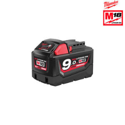 BATTERIA MILWAUKEE M18 B9 18V-9AH LITIO