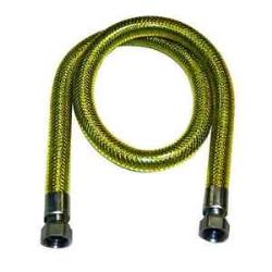 """TUBO GAS ACCIAIO INOX mm.4000 FF 1/2"""""""