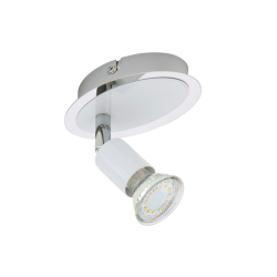 BRILO SPOT WHITE 1L X 3W GU10 LED 250LM