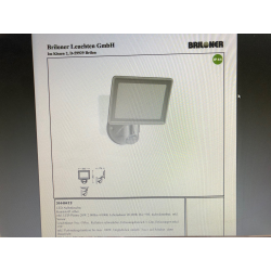 TELEFUNKEN APPLIQUE SILVER LED 20W C/S