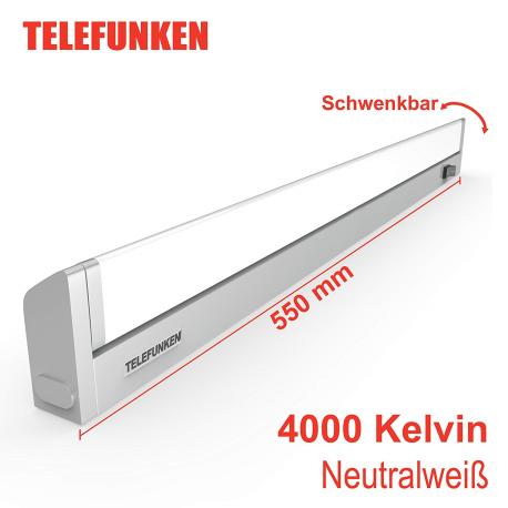 TELEFUNKEN LAMPADA LED 8W SOTTOPENSILE T