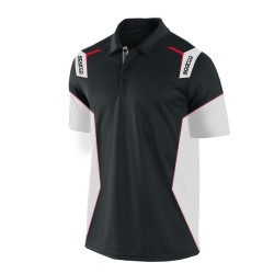SPARCO POLO SKID NERA TG  L